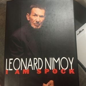 I Am Spock by Leonard Nemoy